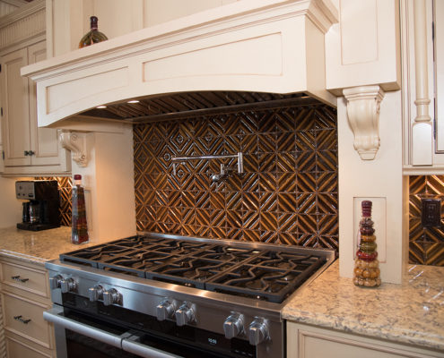 Ceramic Kitchen Backsplash